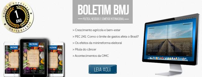 Boletim BMJ: Edição de aniversário!