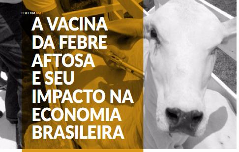 A vacina da febre aftosa e seu impacto na economia brasileira
