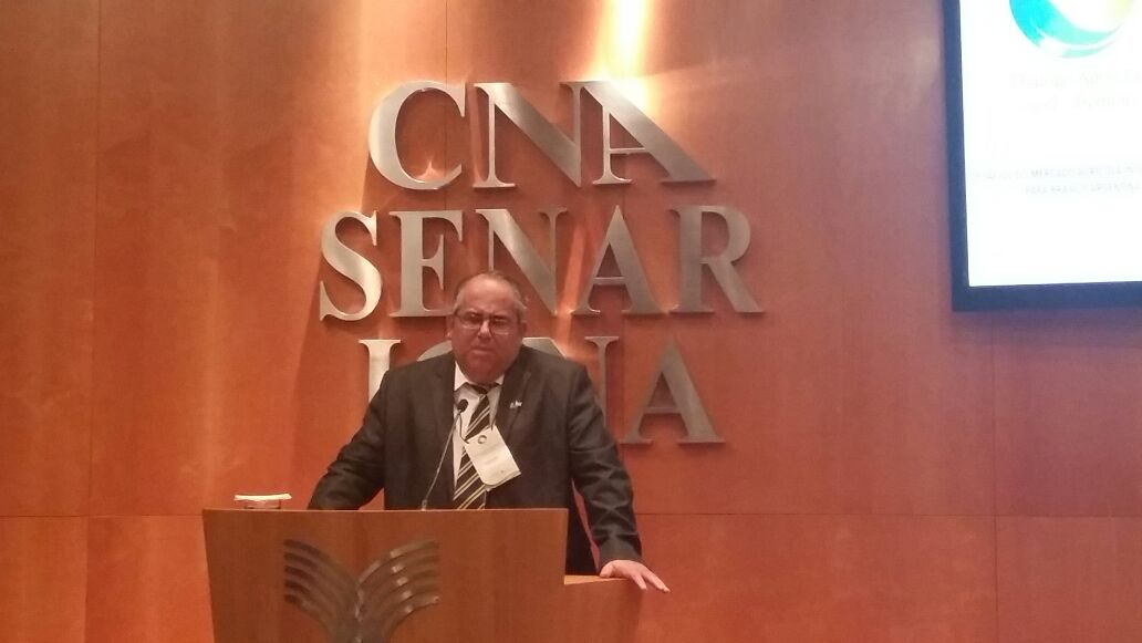 Welber Barral participa de evento para debater desafios do comércio agrícola internacional para Brasil e Argentina