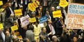 251 votos a favor de Temer, 233 contra: o que o placar da 2ª denúncia disse ao mercado?