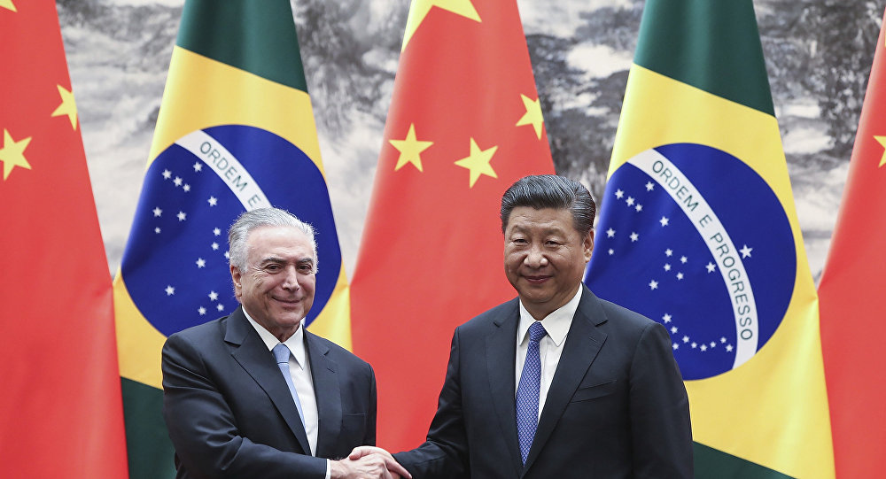 Tsunami de investimentos: onda chinesa toma conta do Brasil