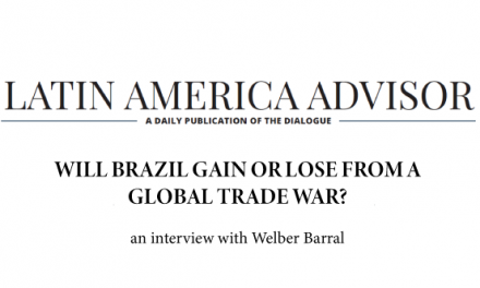 Will Brazil Gain or Lose From a Global Trade War?