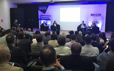 Renata Amaral no Correio Debate