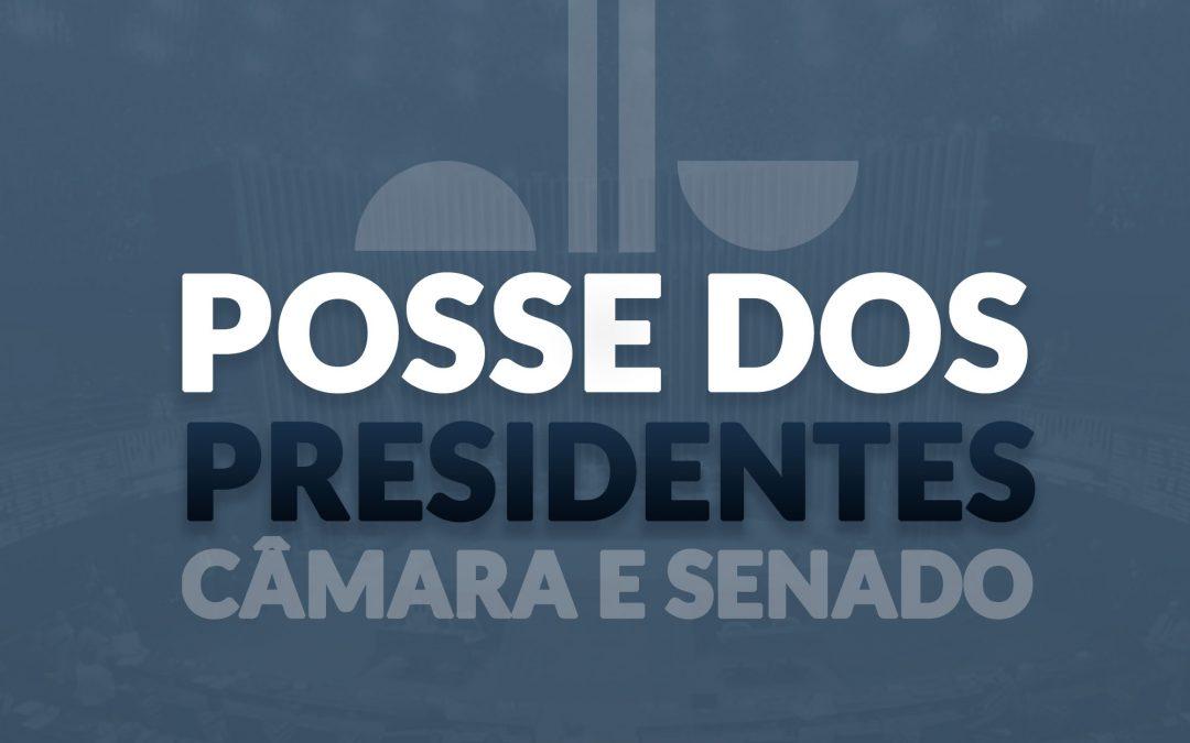 HL 04 – Posse dos presidentes Câmara e do Senado