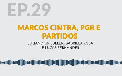 Marcos Cintra, PGR e Partidos