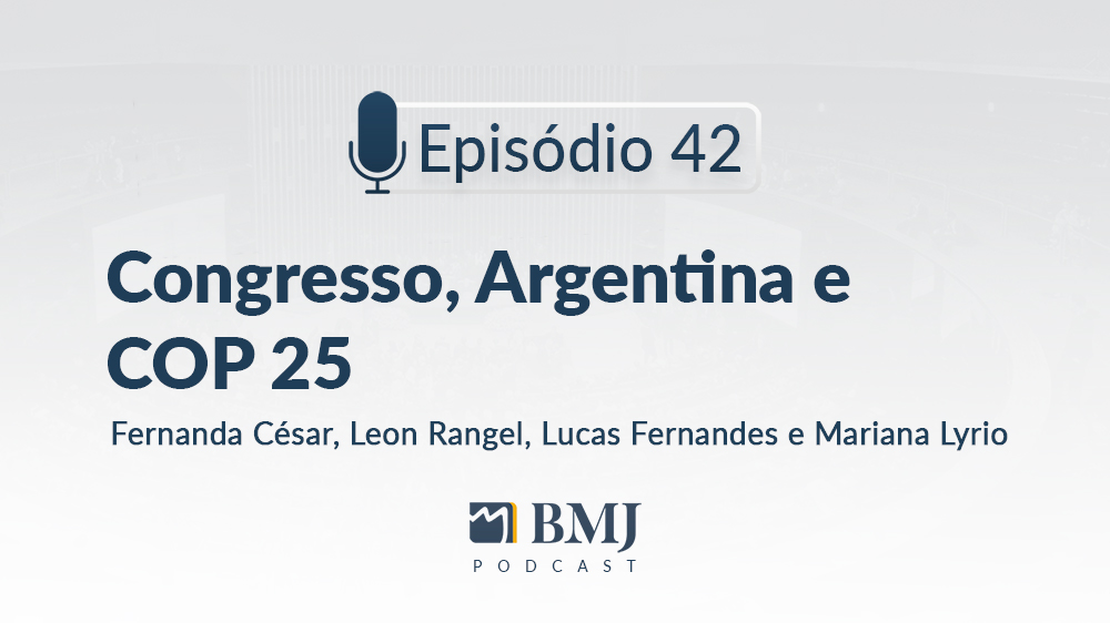 Congresso, Argentina e COP 25