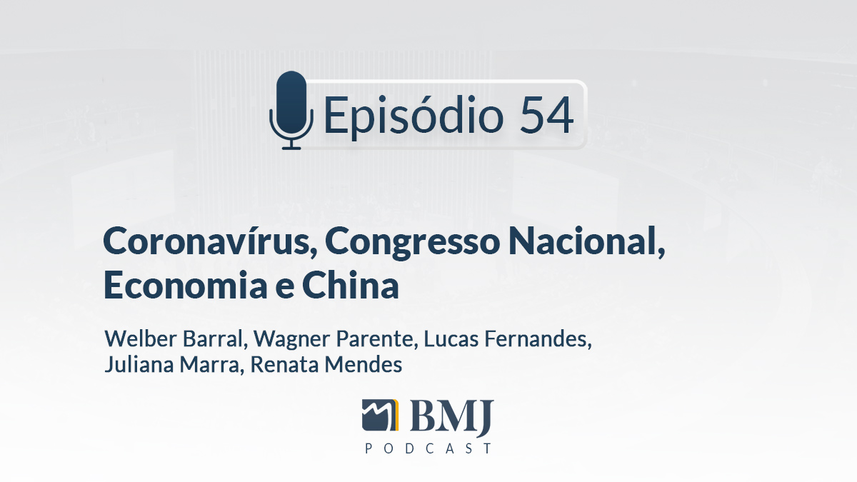 Coronavírus, Congresso Nacional, Economia e China