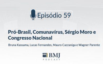 Pró-Brasil, Comunavírus, Sérgio Moro e Congresso Nacional
