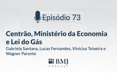 Centrão, Ministério da Economia e Lei do Gás