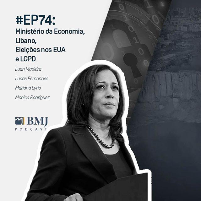 Ministério da Economia, Líbano, Eleições nos EUA e LGPD