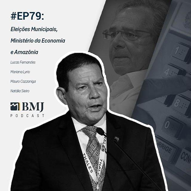 Eleições Municipais, Ministério da Economia e Amazônia