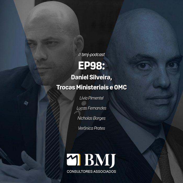 Daniel Silveira, Trocas Ministeriais e OMC