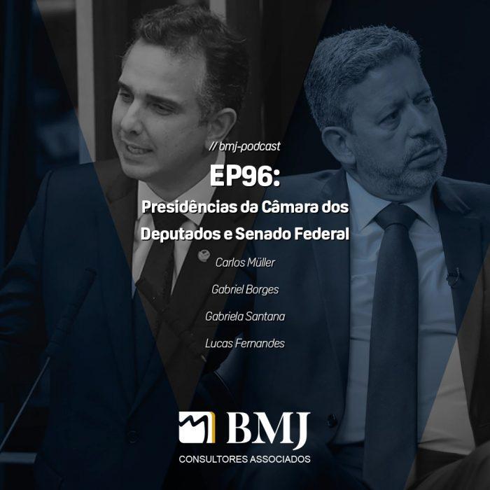 Presidências da Câmara dos Deputados e Senado Federal