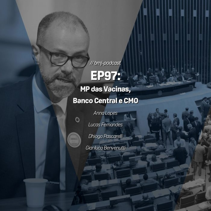 MP das Vacinas, Banco Central e CMO