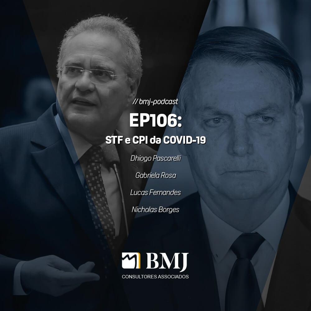 STF e CPI da COVID-19