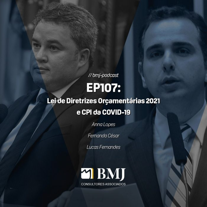 Lei de Diretrizes Orçamentárias 2021 e CPI da COVID-19