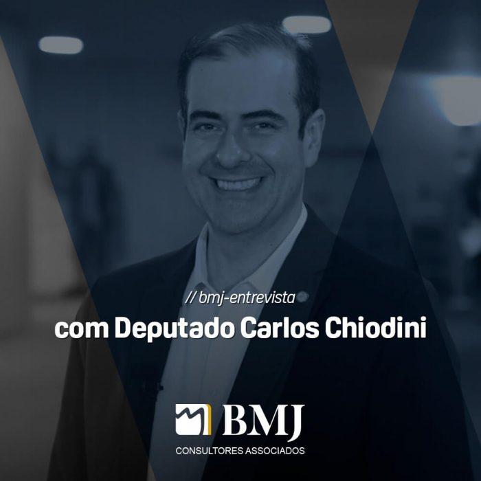 BMJ Entrevista – Deputado Carlos Chiodini