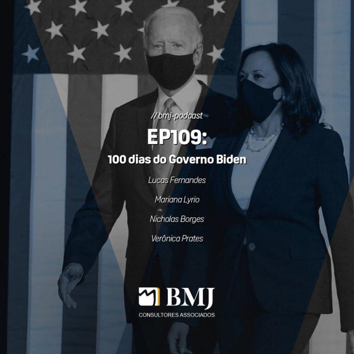 100 dias do Governo Biden