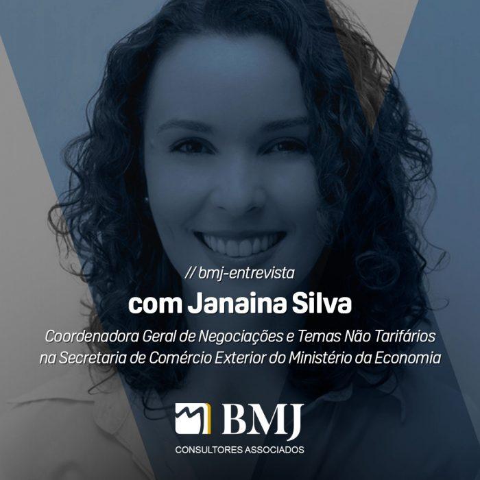 BMJ Entrevista – Janaina Silva