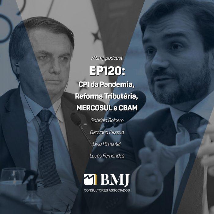 CPI, Reforma Tributária, MERCOSUL e CBAM
