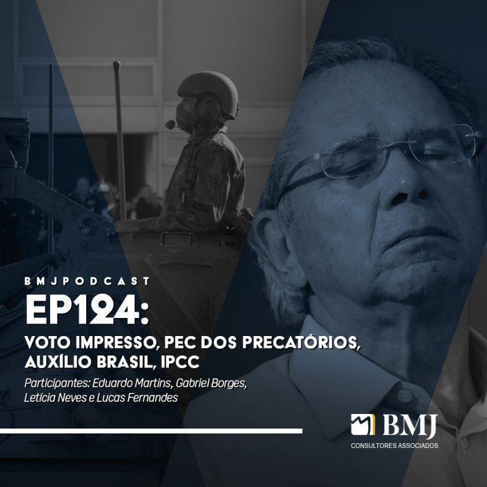 Voto Impresso, PEC dos Precatórios, Auxílio Brasil, IPCC